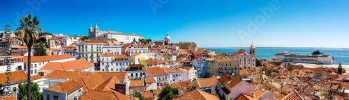 Panorama Lizbony