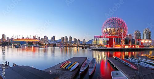 Vancouver w Kanadzie