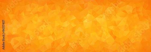 streszczenie mozaika tło pomarańczowy gradient trójkątów