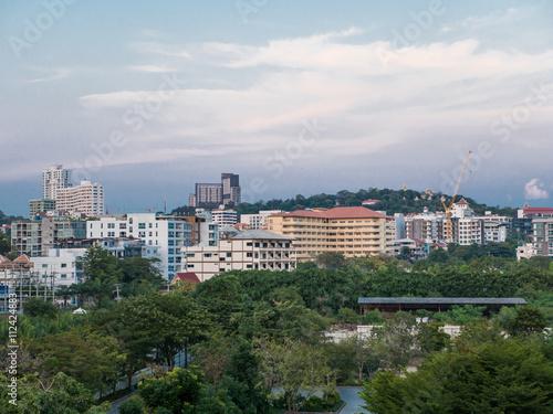 Miasto Pattaya
