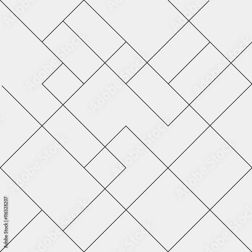 Geometryczne czarno-biały, minimalistyczny wzór, cienkie ukośne linie. Może być używane jako tapety, tło lub tekstury.