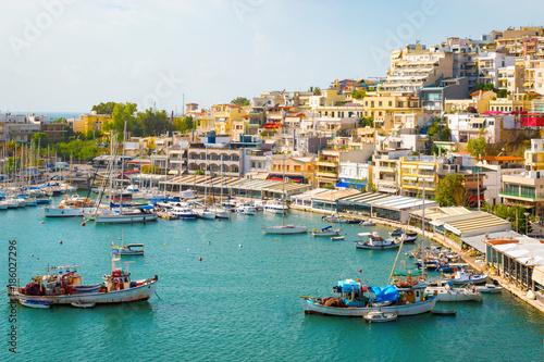 Pireus, Ateny, Grecja