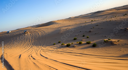 Safari tour na pustyni