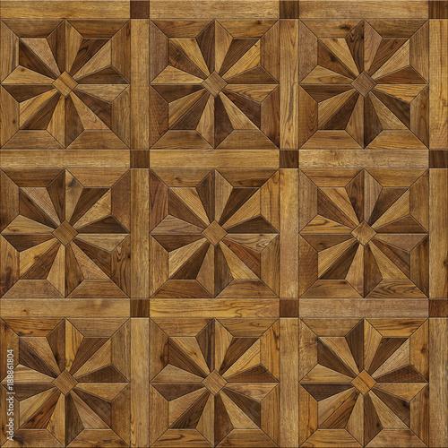 Naturalne drewniane tła восьмиконечная gwiazda, grunge parkiet projekt bez szwu tekstury 3D wnętrz