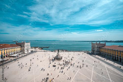 Powierzchnia handlowa, Lizbona, Portugalia