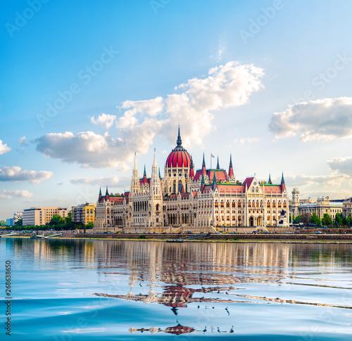 Parlament i Dunaj