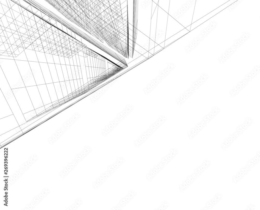 Architektura Budownictwo 3D