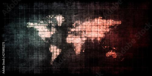 Para Punk-Mapa Świata