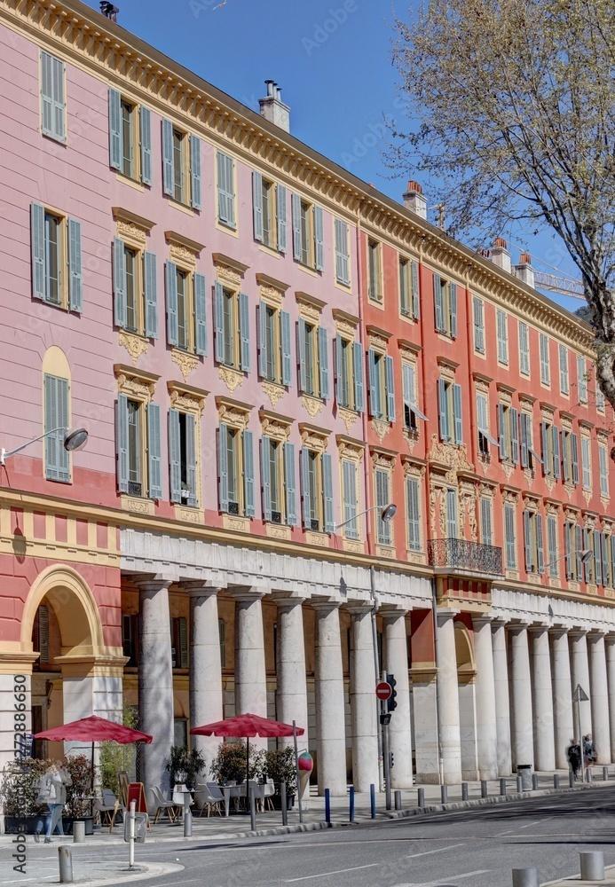 Miasto Nice-cote d ' azur