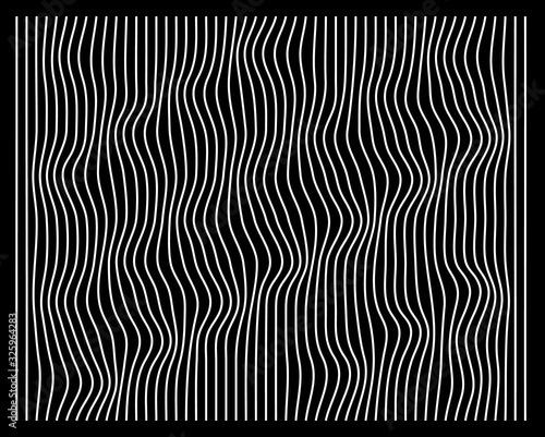 Streszczenie tło z linie, nowoczesny krzywej linii tła, linie ruchu, minimalistyczne ilustracja