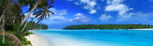 panoramiczne widoki na lagunę II w