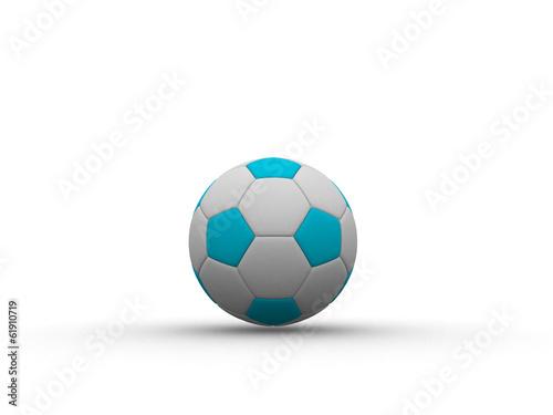 piłka nożna - 3D renderowania