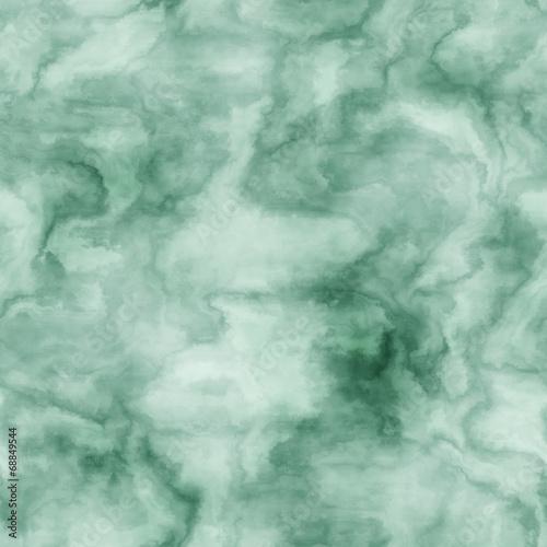 Zielony marmur bez szwu generowane zatrudnia tekstury