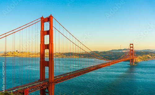 Most Golden Gate, San Francisco, Ca