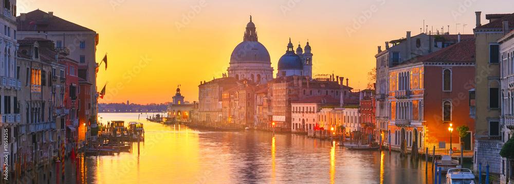 Wenecja na świcie