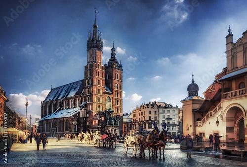 Kraków / miasto Kraków sala w Polsce, Europie