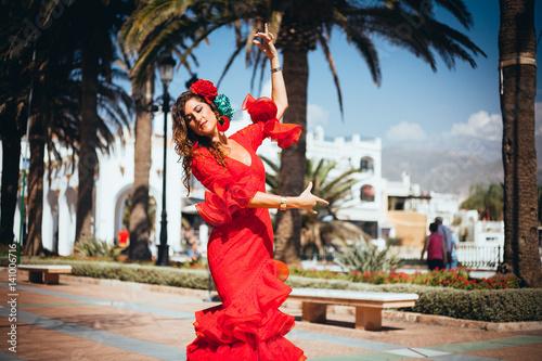 flamenco w Hiszpanii