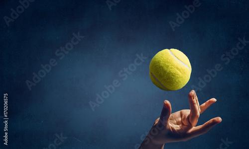 Tenis koncepcji