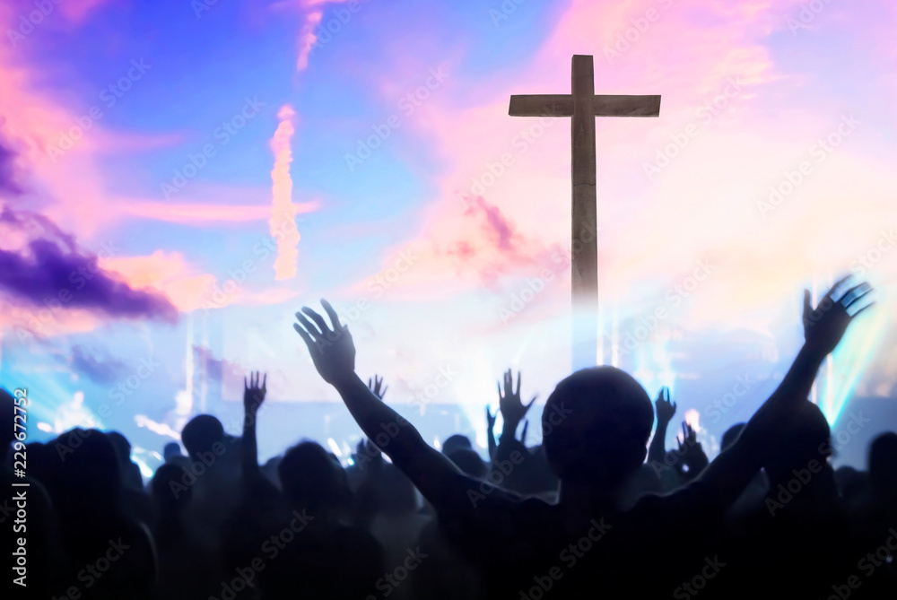 Boże narodzenie pojęcia: uwielbienie i chwała Bogu