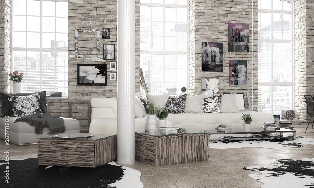 Miasta-mieszkania - 3D renderowania