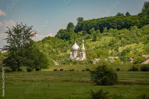 Letnie Karpaty