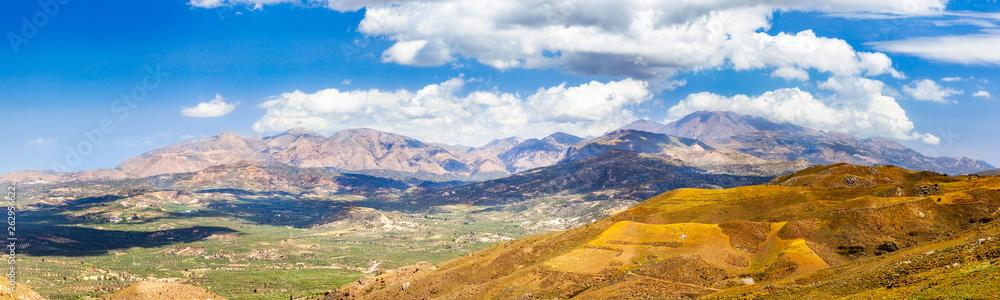 Góry Dikiti, Kreta