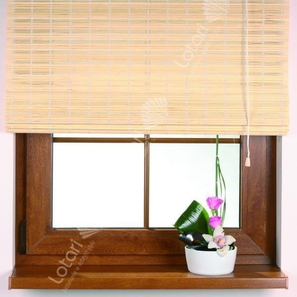 Jak dobrać roletę do koloru okna?