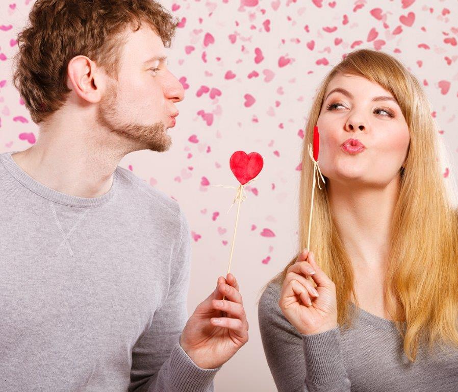 Miłość w powietrzu i… na tapecie!