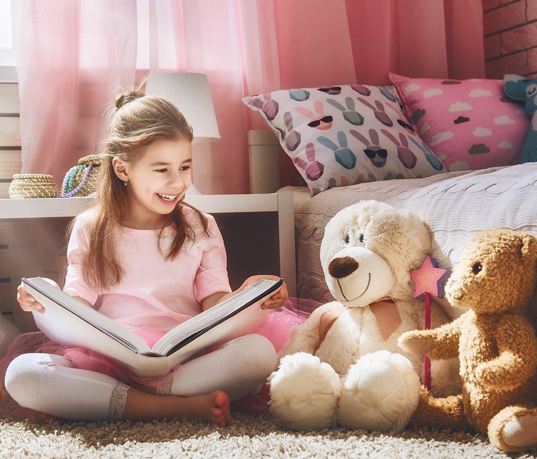 Wymarzony prezent na Dzień Dziecka? Prosta metamorfoza pokoju dziecięcego
