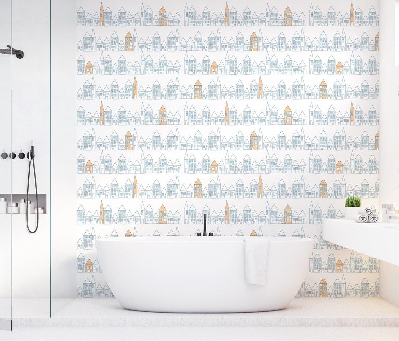 Naklejki Easy Dot, czyli sprytna ozdoba Twojej łazienki!