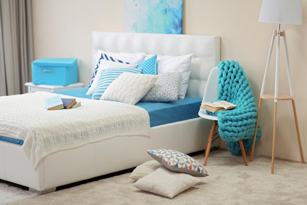 Jak prawidłowo prać poduszki?
