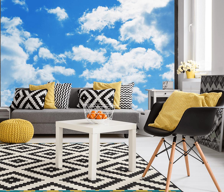 Fototapeta Chmury Niebo Do Pokoju Mlodziezowego Galeria Inspiracji