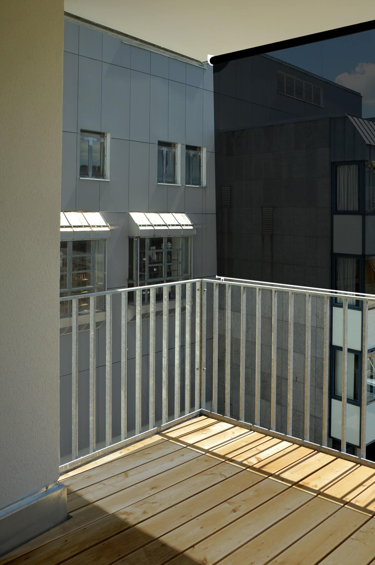 Roleta na taras, balkon